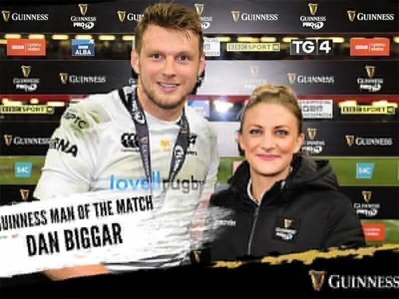 Biggar steals points for Ospreys