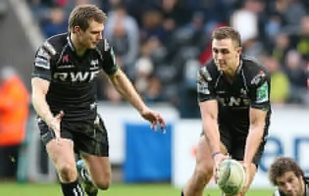 Wales centre quits Ospreys for Premiership