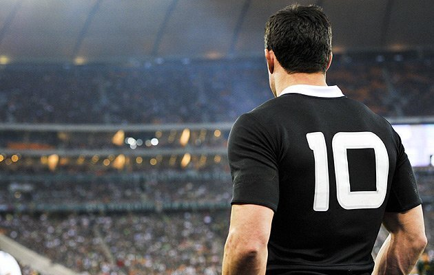All Black legend packs his boots away ... finally