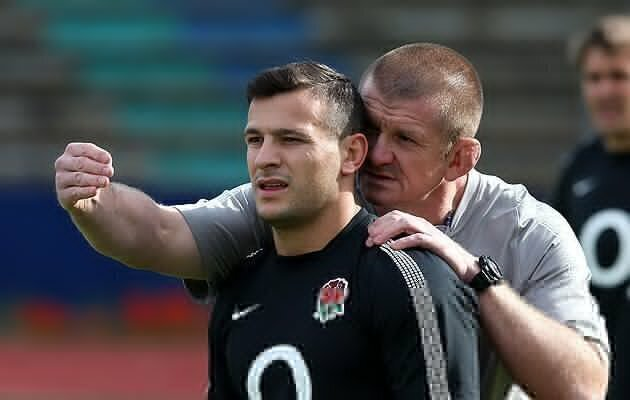 England take Care for hurt Youngs