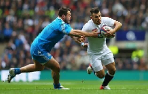 England stutter past Azzurri