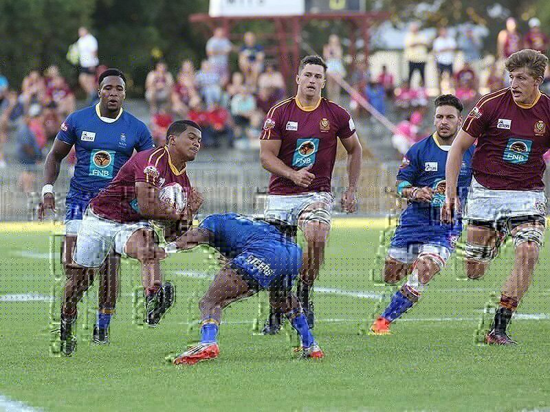 Maties still looking for their groove