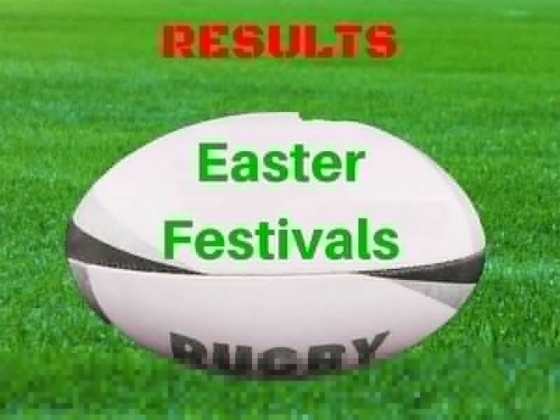 Easter Festivals results - all three days