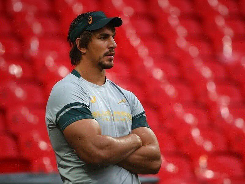Etzebeth set for Premiership stint