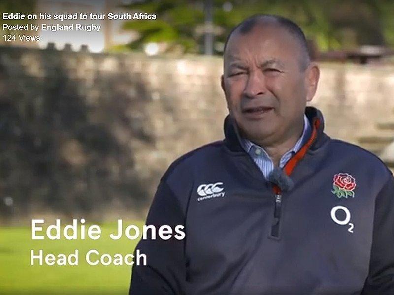 Jones calls in England reinforcements