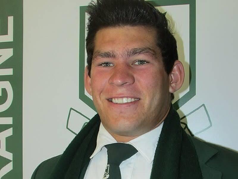 Captain's profile: Mornay Smith