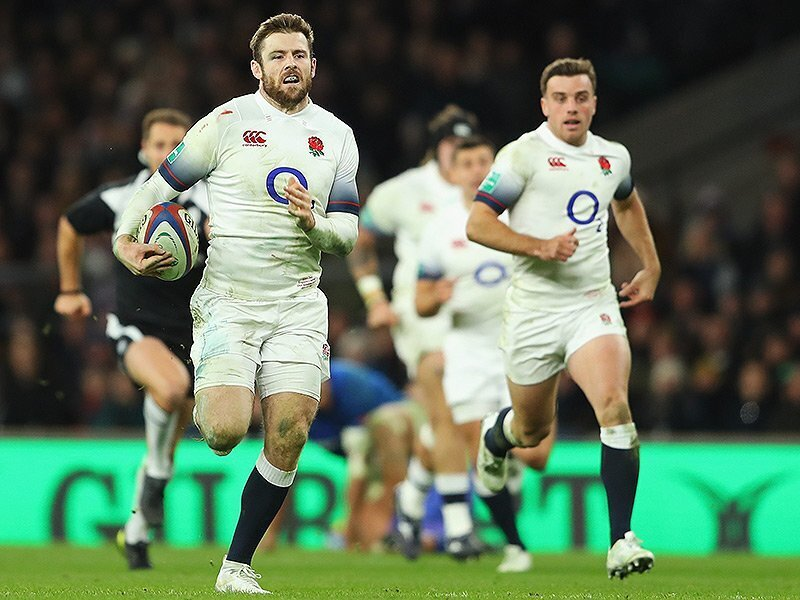 Another England star signs on for more at Saracens