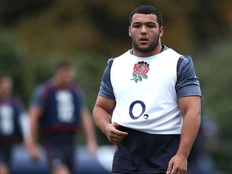 England prop set to miss Six Nations