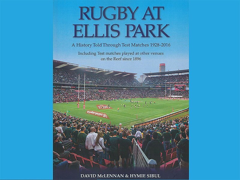 Book Review; Rugby at Ellis Park