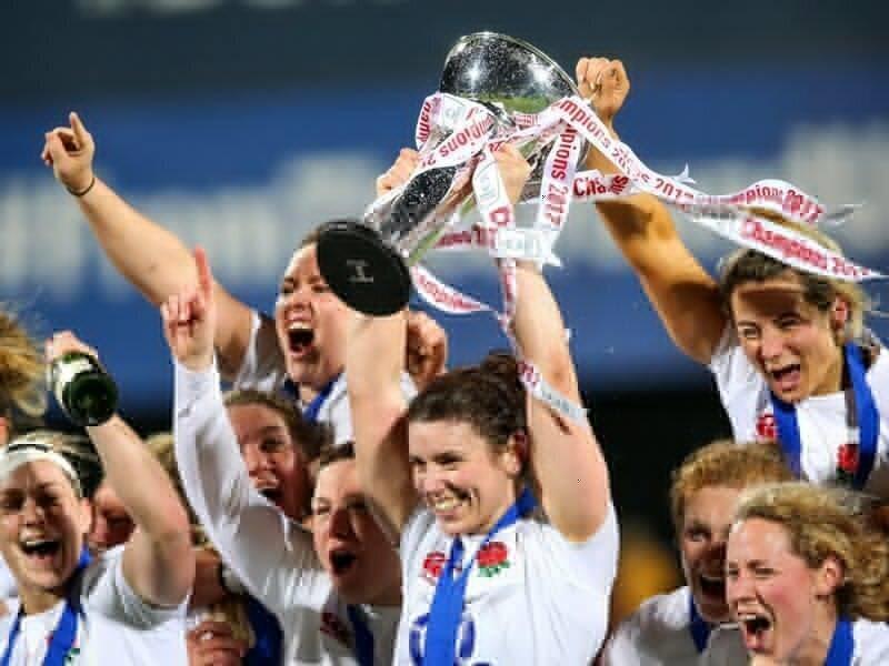 6N Women: England Worthy Champions