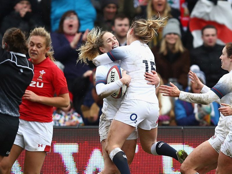 6N Women: English power too great