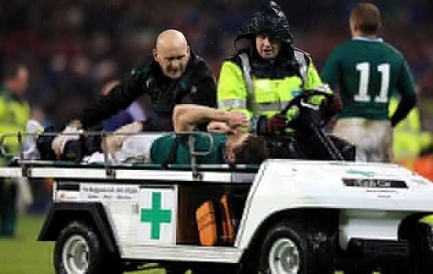 Reddan adds to Irish injury woes