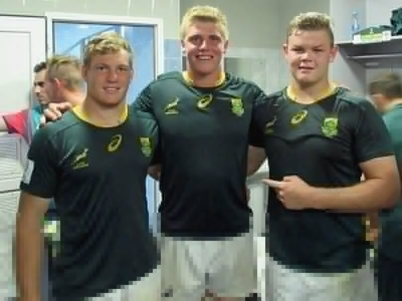 Junior Boks have to give their best