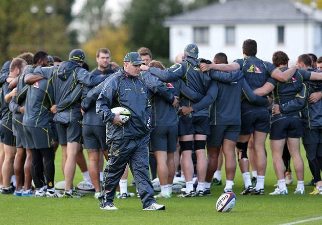 World Cup trial for Wallabies