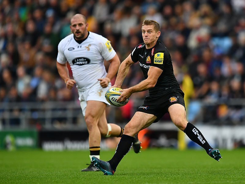 Exeter too good for Wasps