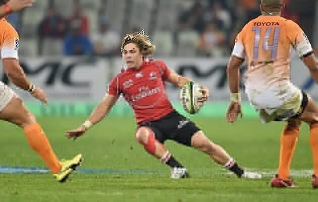 Lions stars get some game time
