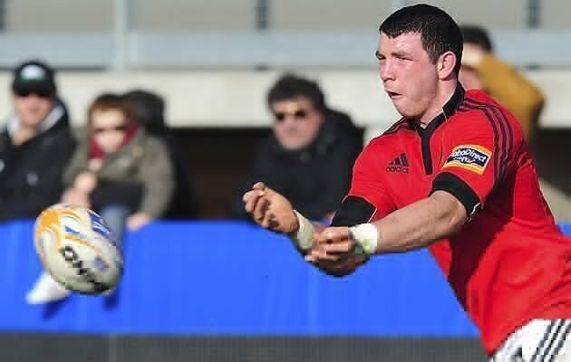 Munster monster Cardiff to stay top