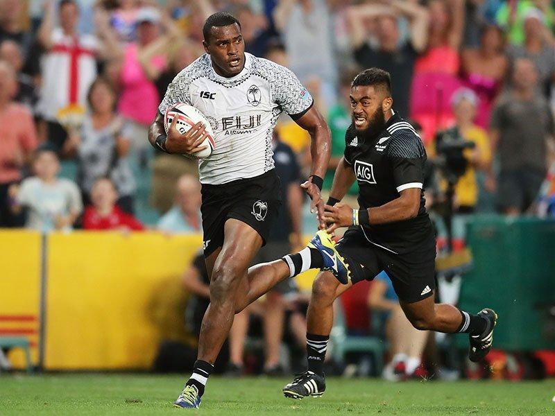 SYDNEY SEVENS: Fiji edge New Zealand in thriller