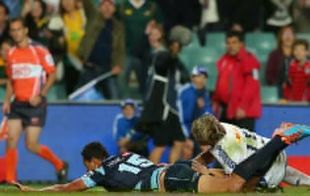 Triple blow laid Stormers low