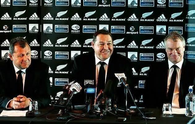 Hansen: All Blacks will get better