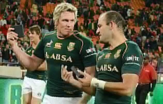 Fourie to start against Wallabies