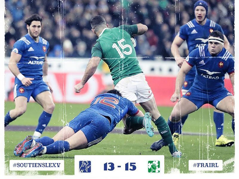 Six Nations address French HIA controversy