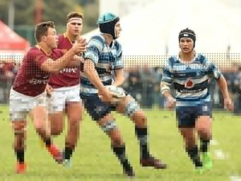 Boys' High vs Paul Roos in Paarl