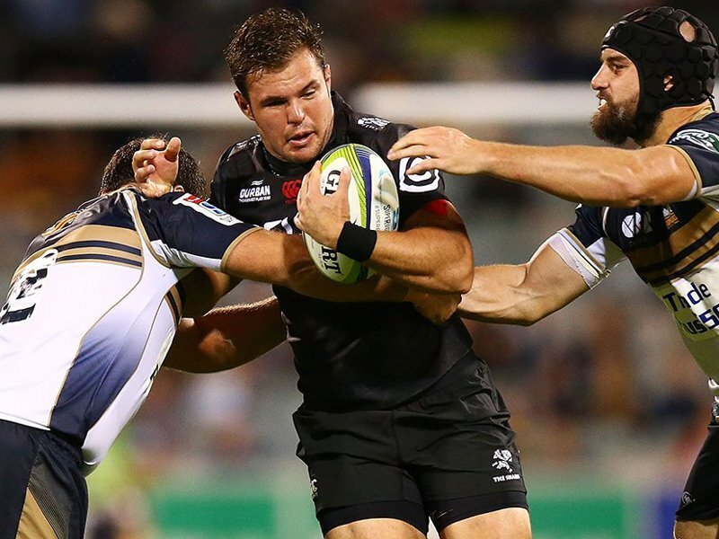 Sharks' Marais heads to Gloucester
