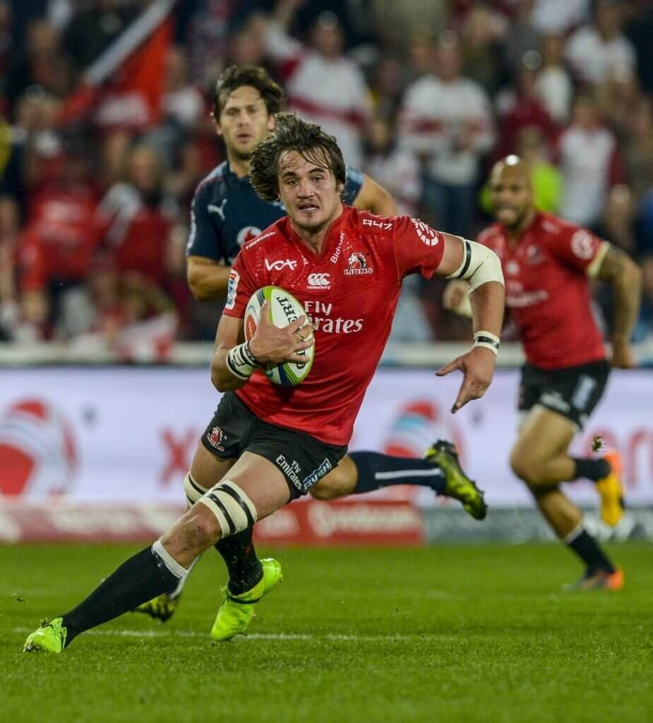 Lions dispute Bok's transfer to Gloucester