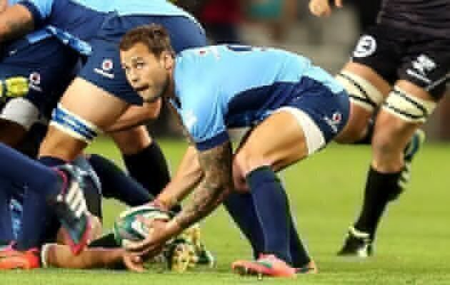 Hougaard: 'Tough road to the top'