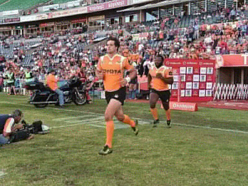 Venter is Cheetahs' best