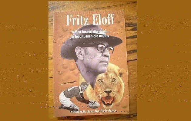 The great Fritz Eloff Passes