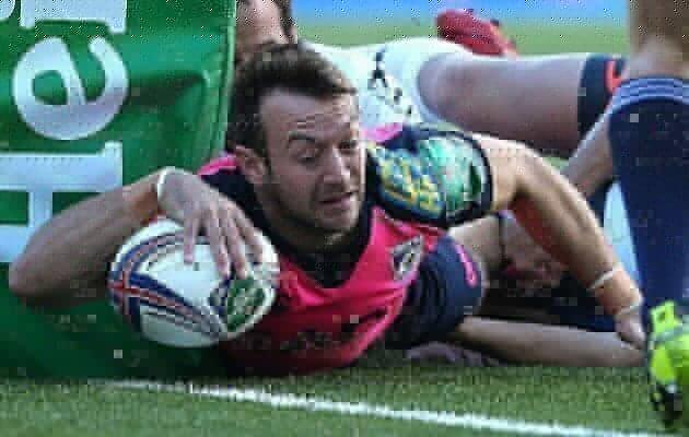 Davies saves Blues' bacon