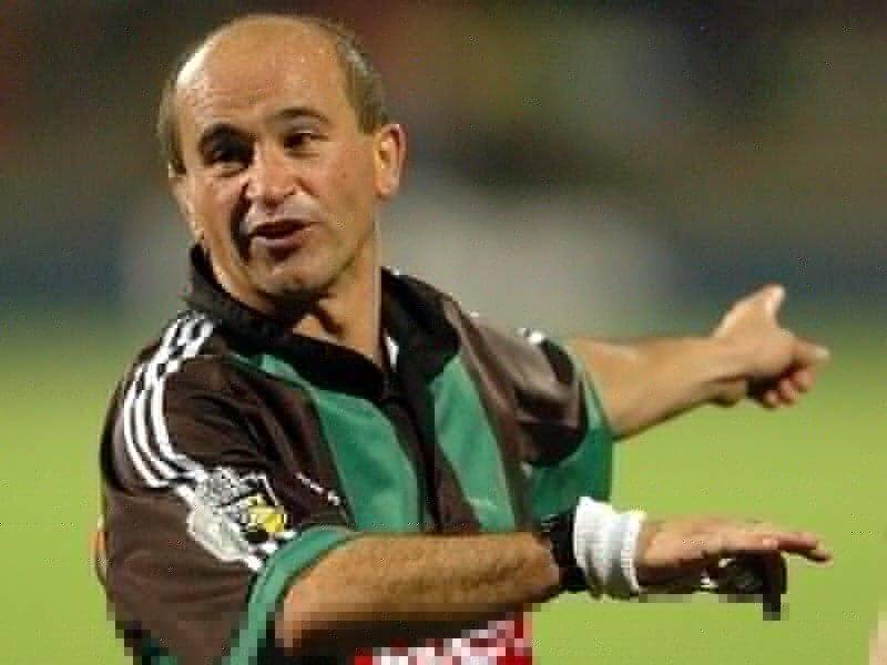 George Ayoub, step forward, please