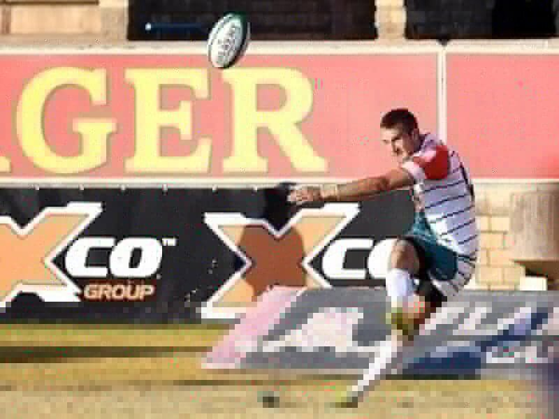 Griquas change it up for Sharks