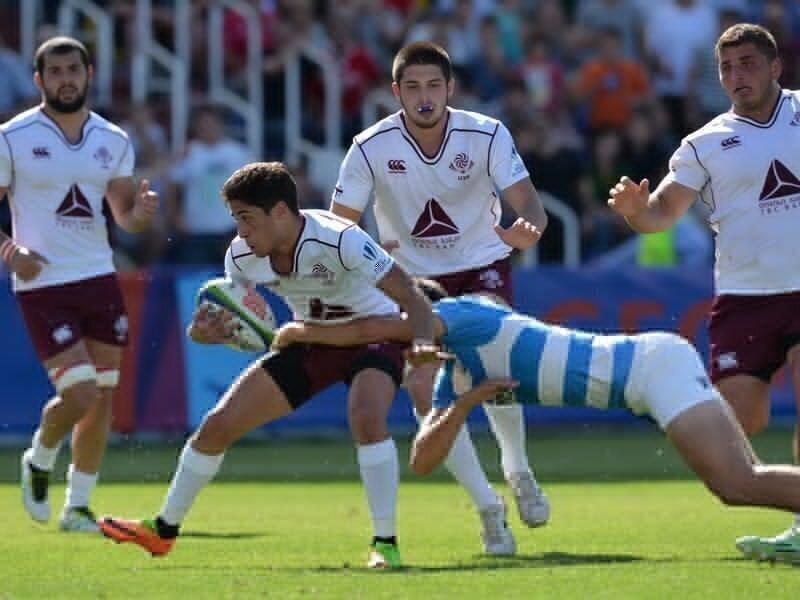 Georgia U20 stun Argentina U20