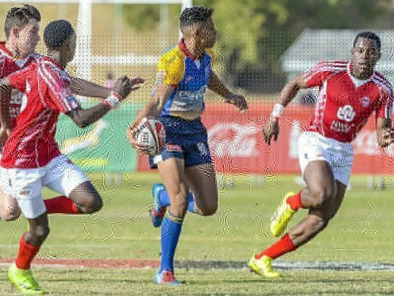 Namibia clips Falcons' wings
