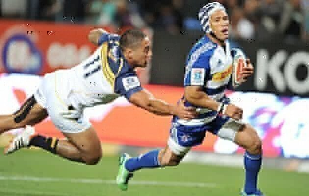 Aplon in the mix for Crusaders clash