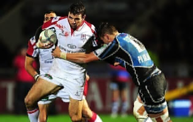 Warriors close in on Ulster