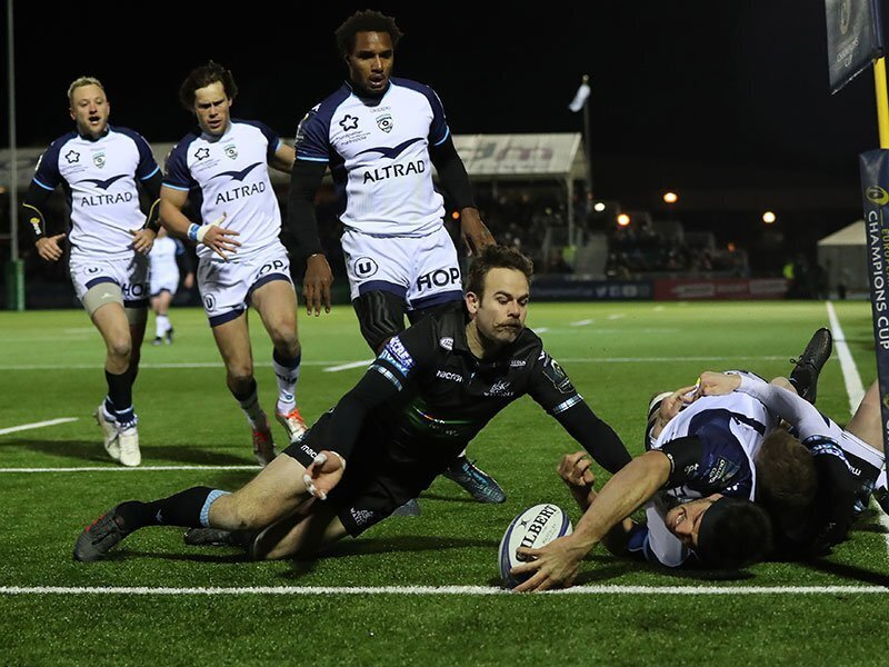 Montpellier keep Champions Cup hopes alive