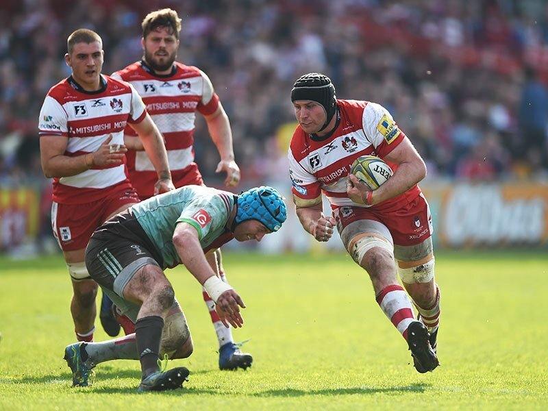 Gloucester keep play-off hopes alive