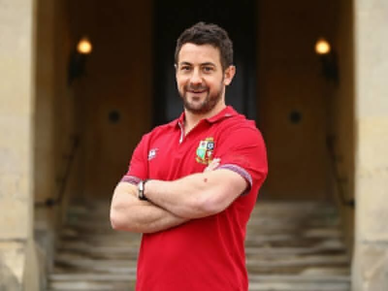 Laidlaw targets Test spot after late Lions call-up