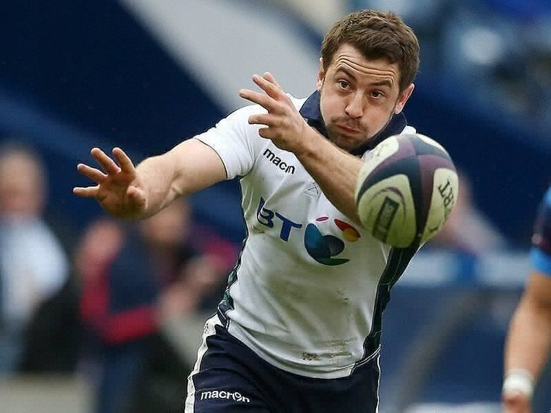 Scrumhalf blow for Clermont and Scotland