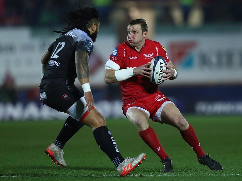 Scarlets' Euro home advantage in jeopardy