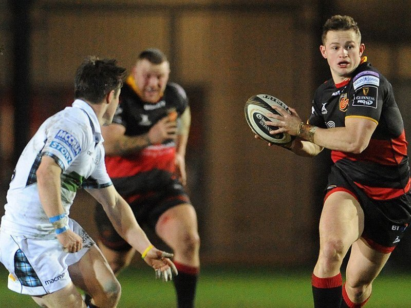 Dragons tame log-leaders Glasgow with draw