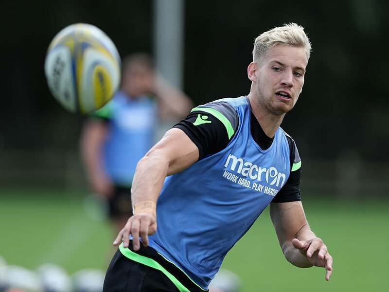 England bring in eight rookies for Italy opener