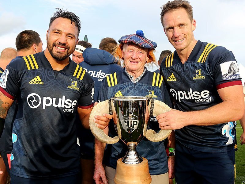 Faddes stars as Highlanders beat Crusaders
