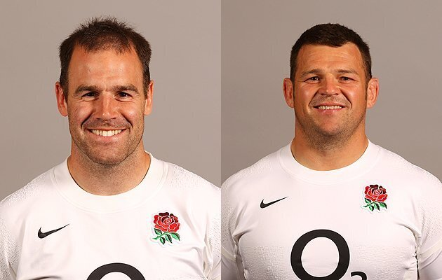 Two veterans walk out on England