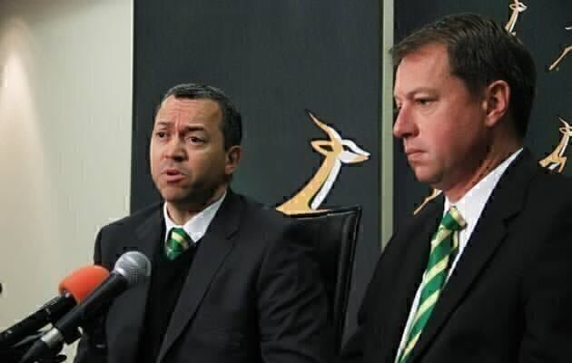 SARU 'saddened' by Luyt's death