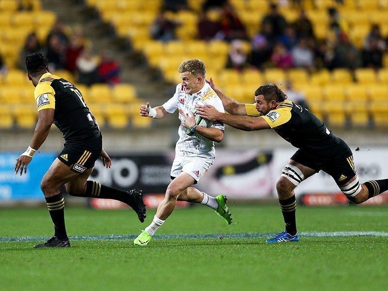 Chiefs upset 'Canes in Wellington